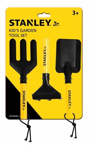 Stanley Jr Σετ κοντών εργαλείων κήπου για Παιδιά 51552