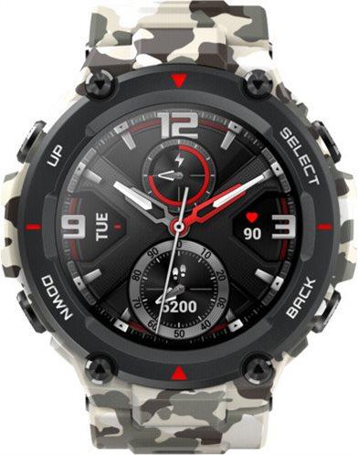 Amazfit Smartwatch T-Rex Camo Green