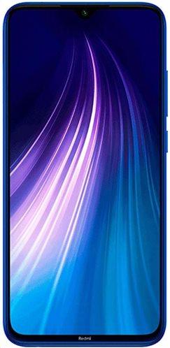 Xiaomi Smartphone Redmi Note 8 64G Blue