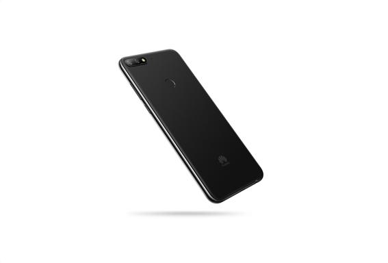 Huawei Y7 Prime 2018 Κινητό Smartphone Black