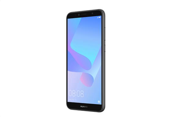 Huawei Y6 2018 Κινητό Smartphone Black