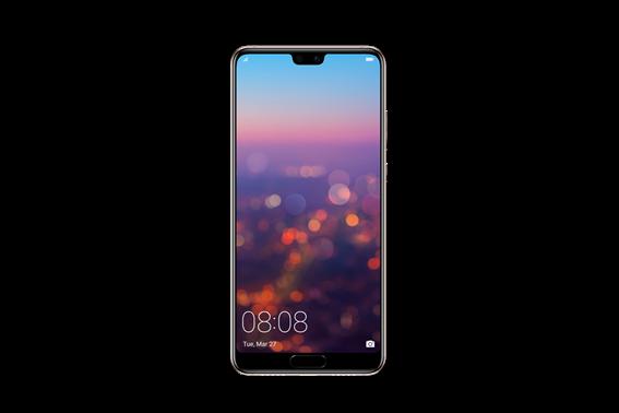 Huawei P20 64GB Κινητό Smartphone Twilight