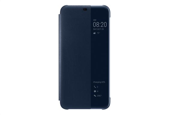 Huawei Mate 20 lite View Cover Blue