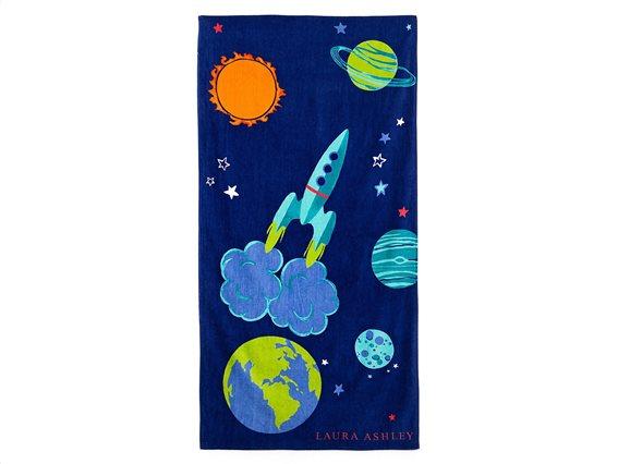 Laura Ashley Πετσέτα θαλάσσης Παιδική Rocket