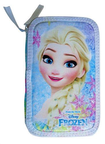 Frozen Κασετίνα Σκληρή Διπλή Γεμάτη για κορίτσια Paxos 53537