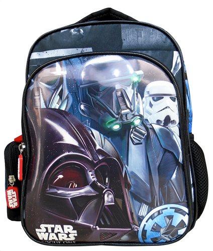 """Star Wars Σακίδιο Νηπιαγωγείου για αγόρια 12"""" Paxos 53584"""