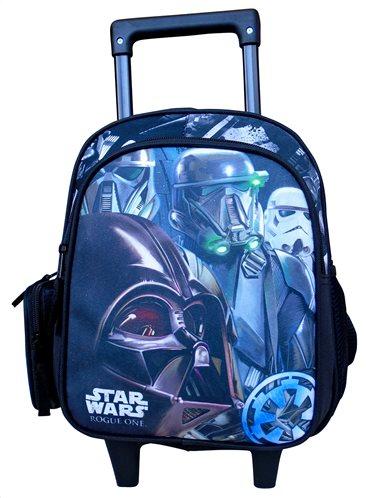 """Star Wars Τρόλεϋ Σακίδιο Νηπιαγωγείου για αγόρια 12"""" Paxos 53585"""