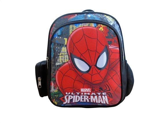 "Spiderman Σακίδιο Νηπιαγωγείου για αγόρια 12"" Paxos 54302"