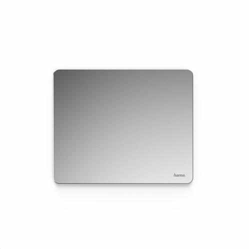Hama Aluminium Mouse Pad, silver