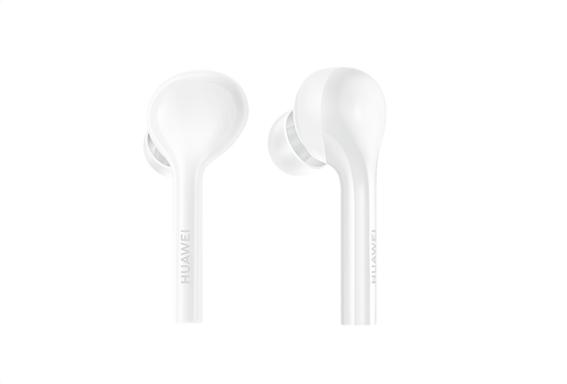 HUAWEI FreeBuds Earbuds Lite Ceramic White