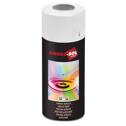 Σπρέι γενικής χρήσης 400 ml λευκό σατινέ