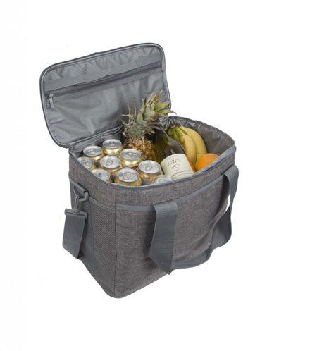 RivaCase 5736 Cooler bag, 30L Γκρι