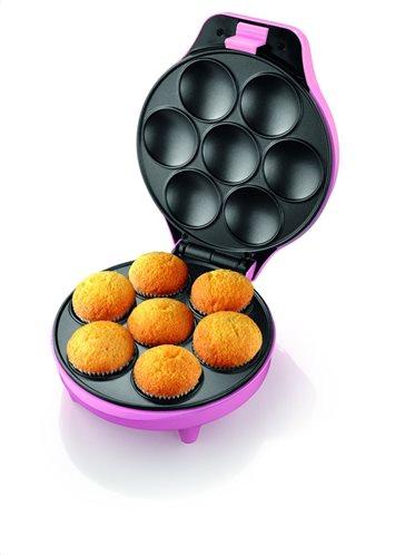 Petra Συσκευή για Muffin & Cupcake Ροζ 700W