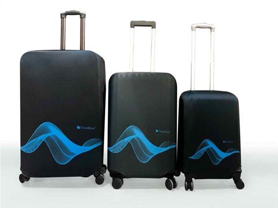 Travel Blue Θήκη βαλίσας Medium