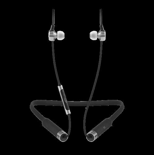 RHA MA750 WIRELESS Ασύρματα ακουστικά in-Ear Νeckband με δόνηση και μικροφωνο