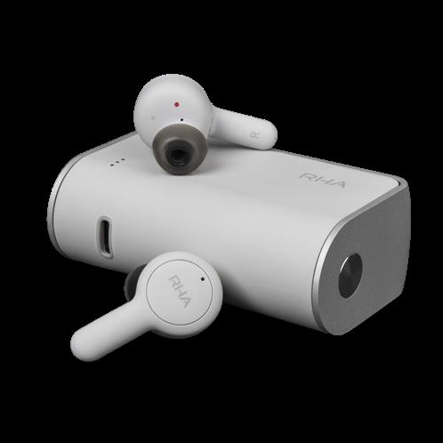 RHA TRUECONNECT CLOUD WHITE  Ασύρματα ακουστικά in-Ear με μικροφωνο