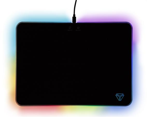 Yenkee Hard Gaming Mouse pad Rgb YPM 3005