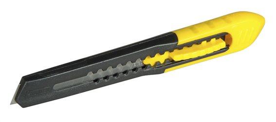 Stanley Μαχαίρια SM με σπαστή λάμα - 9mm 3 τεμ 0-10-150