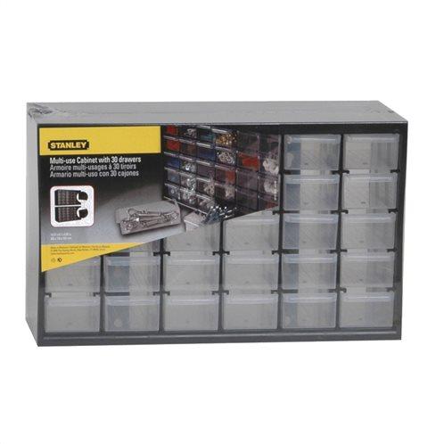 Stanley Κουτί αποθήκευσης πολλαπλών χρήσεων με 30 μικρά συρτάρια 1-93-980