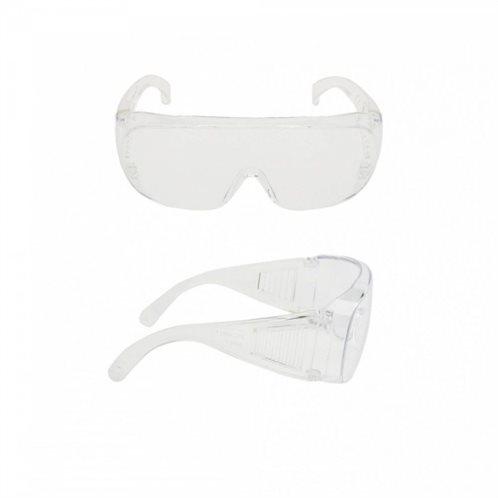 3M Γυαλιά  διαφανή anti-scratch VISITOR 71448-0001M