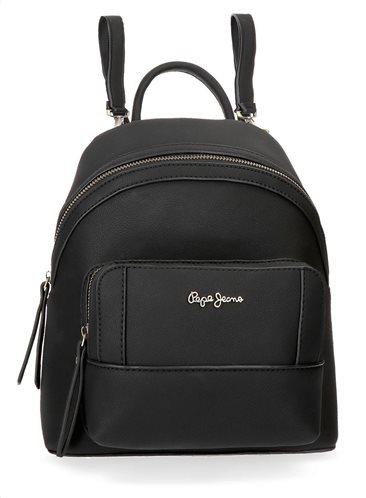 Pepe Jeans Γυναικεία τσάντα πλάτης 24x28x10cm σειρά Karla Black