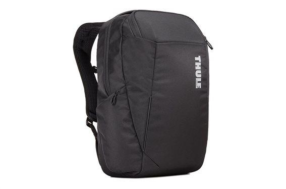"Thule Τσάντα Laptop 15.6"" με Θήκη για Tablet 10"" Accent 23L Μαύρη"