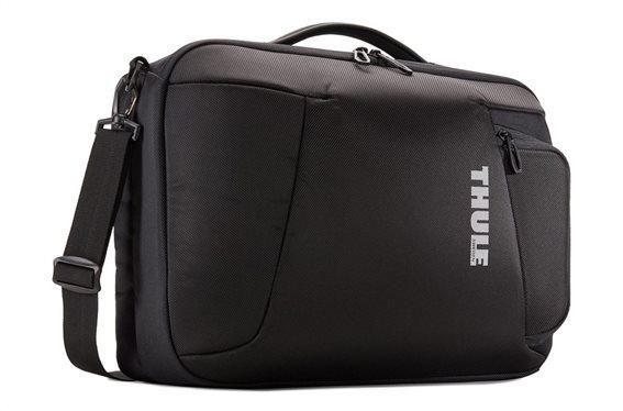 "Thule Τσάντα Laptop Ώμου - Χειρός 15,6"" με Θήκη για Tablet 10"" Accent 28L Μαύρη"