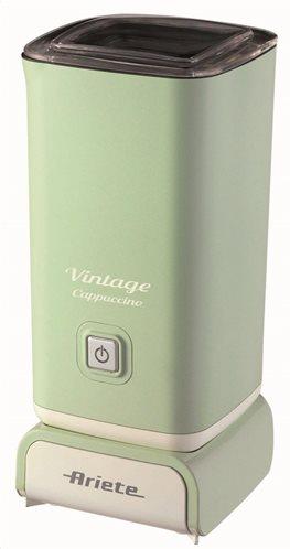 Ariete Συσκευή Αφρόγαλα 2878/04 Vintage Green με 3 Λειτουργίες
