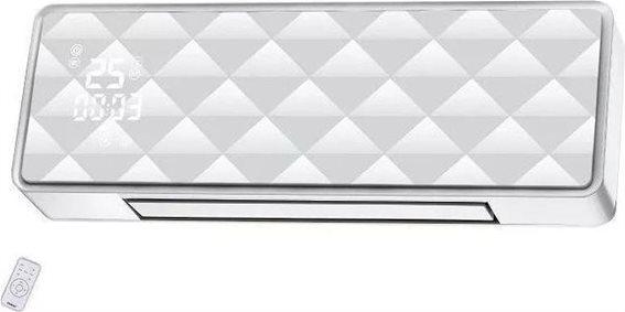 Primo αεροθερμο κεραμικο τοιχου με τηλeκοντρολ 2000w