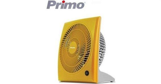 Primo Ανεμιστήρας Box Fan 23εκ 15729 Κίτρινος