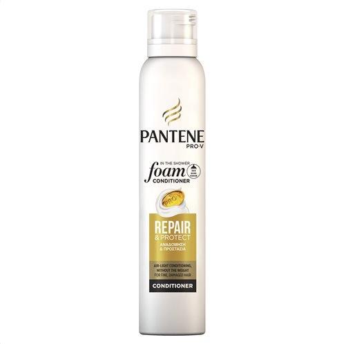Pantene Pro-V Αφρός-Conditioner Αναδόμηση & Προστασία Για Λεπτά Και Ταλαιπωρημένα Μαλλιά 180ml-8167
