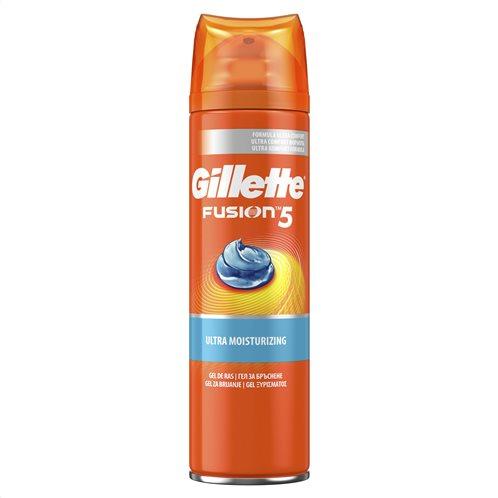 Gillette Fusion5 Ultra Moisturizing - Ανδρικό τζελ ξυρίσματος 200ml-81689550