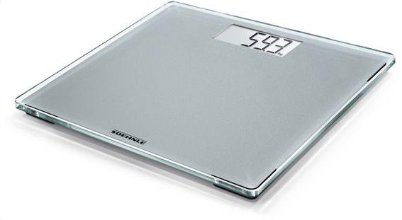 Soehnle Ψηφιακή ζυγαριά μπάνιου Style Sense Compact 300 Silver Da82-63852