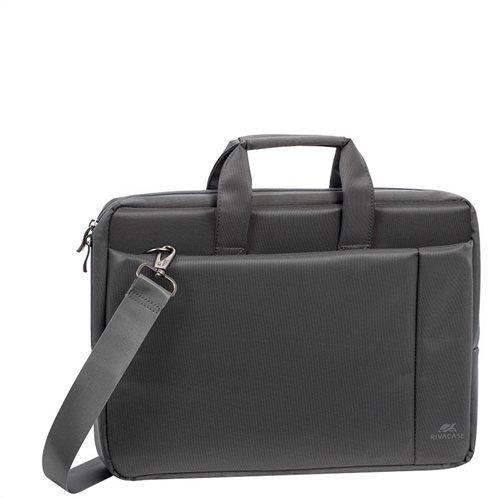 "RivaCase 8231 Central Τσάντα μεταφοράς Laptop 15,6"", γκρί"