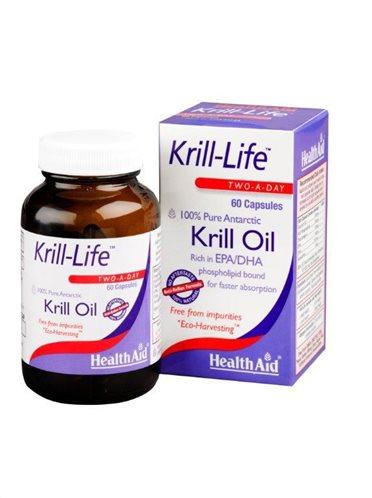 Health Aid Krill Life 60 caps