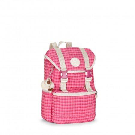 Kipling Σακίδιο Πλάτης - Picnic Pink Experience S