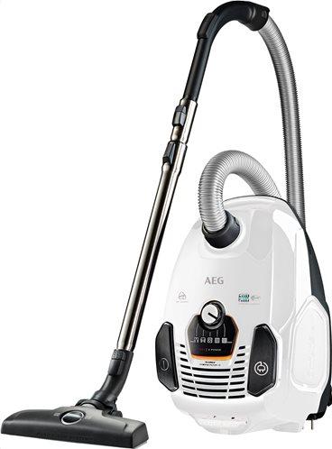 AEG VX7-2-IW-P ηλεκτρική σκούπα Silent Performer 550W