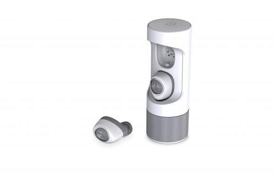 Motorola Ακουστικά Ασύρματα In-Ear Verveones Λευκά