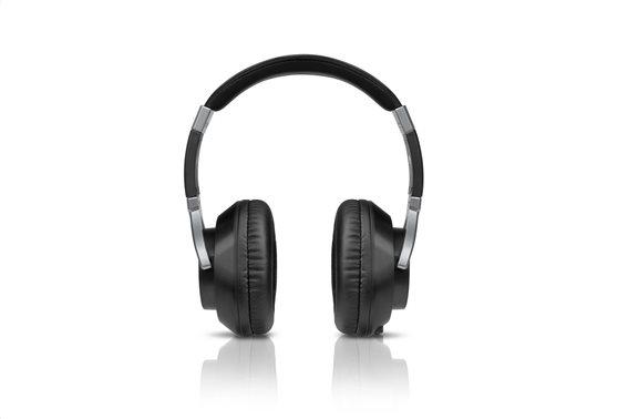 Motorola Ακουστικά Κεφαλής Ενσύρματα  Οn-Ear Pulse Bass 200 Μαύρα