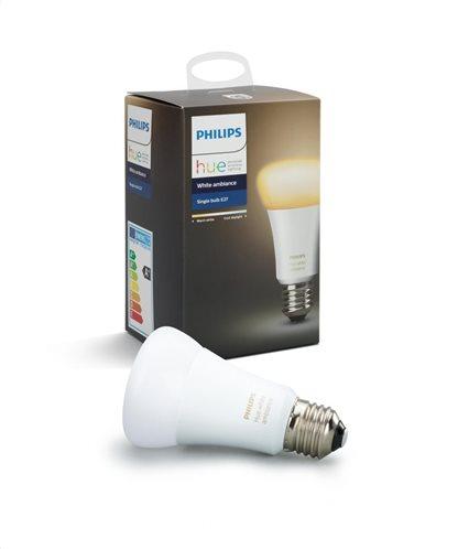 Philips Hue White Ambiance 9.5W A60 E27