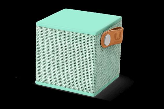 Fresh 'n Rebel Rockbox Cube Fabriq Edition Bluetooth Ηχείο Peppermint (Πράσινο Ανοιχτό)