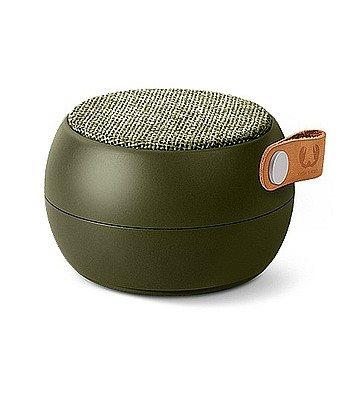 Fresh 'n Rebel Rockbox Round Fabriq Edition Bluetooth Ηχείο Army (Λαδί)