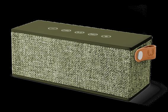 Fresh 'n Rebel Rockbox Brick Fabriq Edition Bluetooth Ηχείο Army (Λαδί)