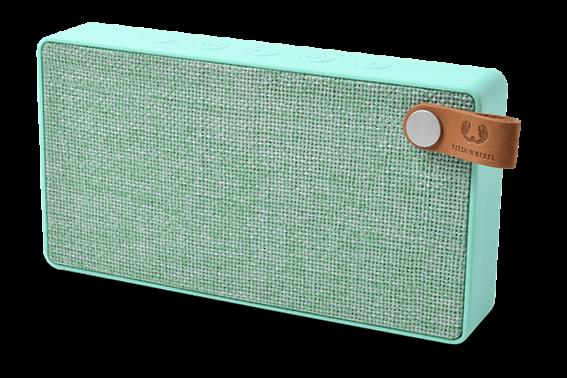 Fresh 'n Rebel Rockbox Slice Fabriq Edition Bluetooth Ηχείο Peppermint (Πράσινο Ανοιχτό)