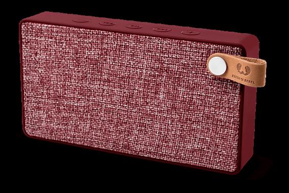 Fresh 'n Rebel Rockbox Slice Fabriq Edition Bluetooth Ηχείο Ruby (Μπορντό)