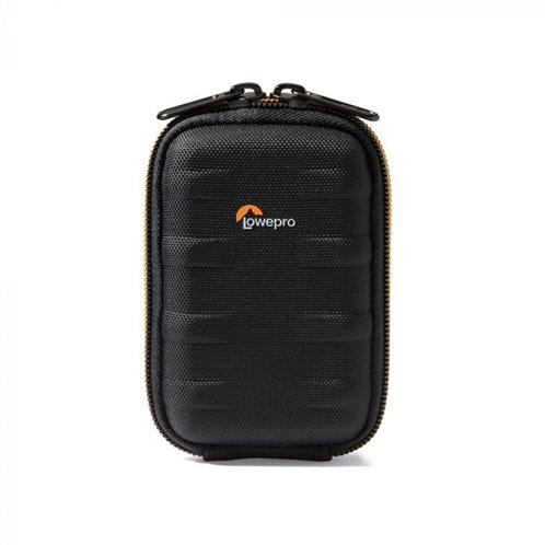 6335a945b1 Lowepro Τσάντα Φωτογραφικής Μηχανής Pouche Santiago 10 II (Μαυρο Πορτοκαλί)