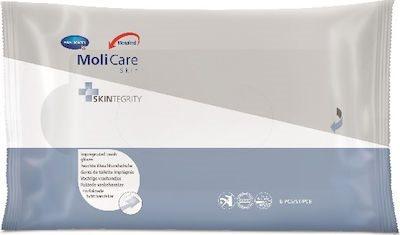 Molicare® Skin professional Γάντια καθαρισμού / Έτοιμο μπάνιο (8τμχ)