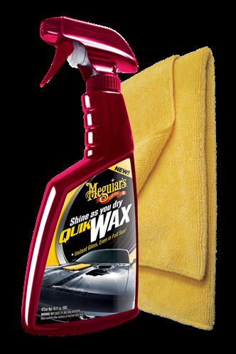Meguiar's Quik Wax Pack A1624PACK