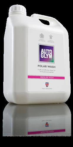 Autoglym Πλύσιμο.  Ειδικός αφρός πλύσης με ουδέτερο ΡΗ 2,5 Λίτρα  (Polar Wash)