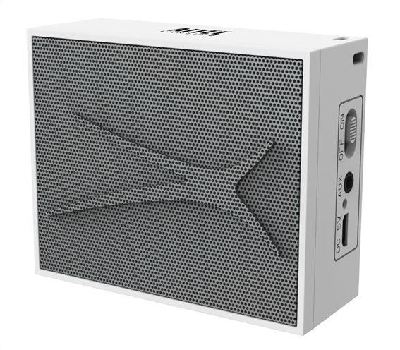 ALTEC LANSING φορητό ηχείο Pocket Urban Sound 2W Aux λευκό